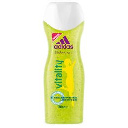 "Adidas гель для душа ""Vitality"" для женщин, 250 мл"