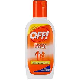 """Off! крем от комаров """"Family"""""""