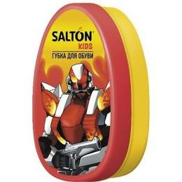 Salton губка для обуви детская, для мальчиков