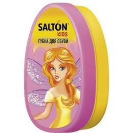 Salton губка для обуви детская, для девочек