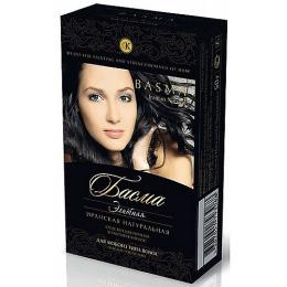 """Фитокосметик средство для окраски волос """"Басма. Иранская натуральная. Элитная"""""""
