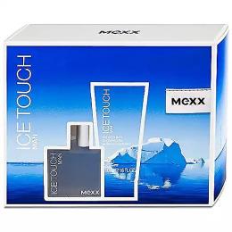 """Mexx набор туалетная вода 50 мл + гель для душа """"Ice Touch Man"""" 150 мл"""