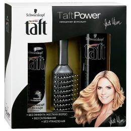"""Taft набор """"Power Невидимая фиксация"""" + расческа"""