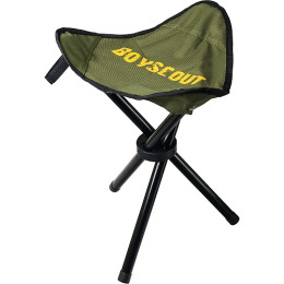 Boyscout табурет складной 31х31х38 см на трех ножках в чехле