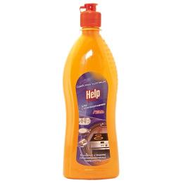 "Help чистящее средство ""Plus"" для стеклокерамики пуш-пул"