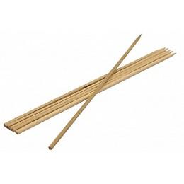 Boyscout шампуры бамбуковые 40x0.6x0.6 см квадратные 6 штук в ПВХ упаковке