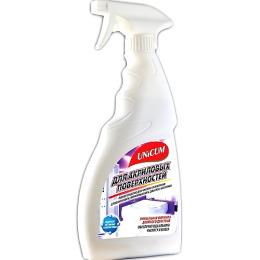 Unicum средство для чистки акриловых ванн и душевых кабин