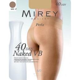 "Mirey колготки ""Naked 40 VB"" Glace"
