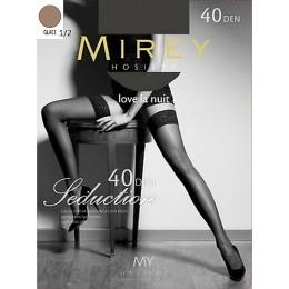 "Mirey чулки ""Seduction 40"" glace"
