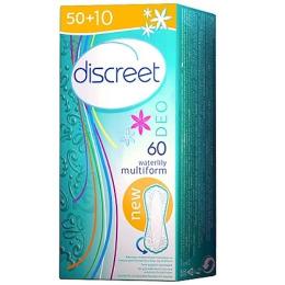 """Discreet гигиенические прокладки женские на каждый день """"Deo Water Lily Trio"""""""