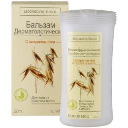 Biocos бальзам дерматологический для тонких и мягких волос, с экстрактом овса, 300 мл