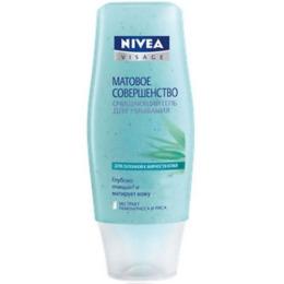 """Nivea очищающий гель для умывания совершенство """"Матовое совершенство"""" для жирной и склонной к жирности кожи"""