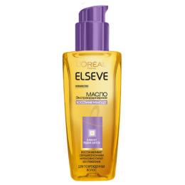"""Elseve масло для волос """"Экстраординарное"""" для секущихся кончиков, 100 мл"""