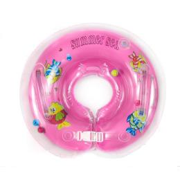 Нанолэнд круг для купания малышей 3-15 кг в подарочной упаковке