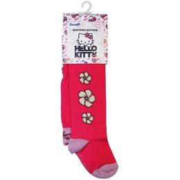 "Hello Kitty колготки ""Цветик-семицветик"" размер 74-80"