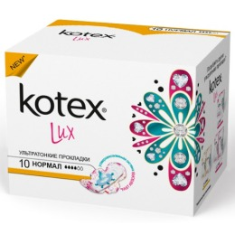 "Kotex прокладки ""Lux Normal"""