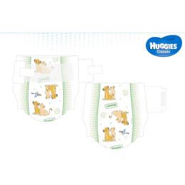 "Huggies подгузники ""Classic"" размер 2, 3-6 кг"