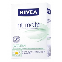 """Nivea гель для интимной гигиены """"Intimo Natural"""", 250 мл"""