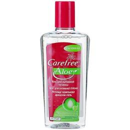 """Carefree гель """"с Алоэ"""" для интимной гигиены, 200 мл"""