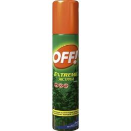 """Off! спрей """"Экстрим"""" от комаров и клещей, 100 мл"""