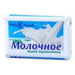 """Невская Косметика туалетное мыло """"Молочное"""""""
