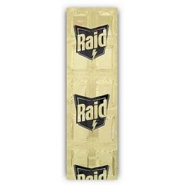 Raid пластины от комаров, 10 шт