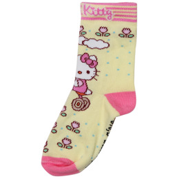 """Hello Kitty носки """"Велосипедистка"""""""
