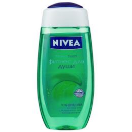 """Nivea гель для душа """"Фитнес"""" для души для тела и волос"""