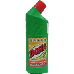 """Dosia гель-средство чистящее с дезенфицирующим и отбеливающим эффектом """"Хвоя"""""""