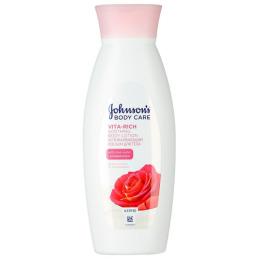 """Johnson`s лосьон """"Vita-rich"""" с розовой водой успокаивающий, 250 мл"""