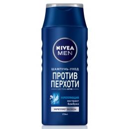 """Nivea шампунь для волос """"Укрепляющий"""" против перхоти для мужчин"""