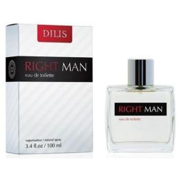 "Dilis parfum туалетная вода ""Right man"" для мужчин"