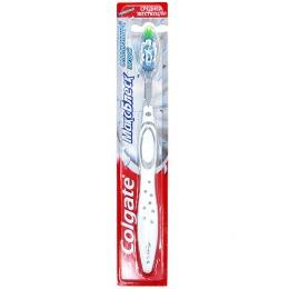 """Colgate зубная щетка """"Макс Блеск"""" средняя, 1 шт"""