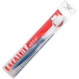 """Lacalut зубная щетка """"Актив"""" с заостренной щетиной, 1 шт"""