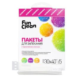 Fun Clean пакеты для запекания в картонной упаковке