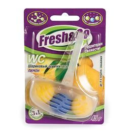 """Fresh&Go шариковый освежитель """"Лимон"""""""