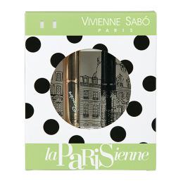 "Vivienne Sabo набор тушь ""Cabaret Рremiere"" 9 мл + гель для бровей ""Fixateur"" тон 1, 6 мл"