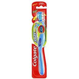 "Colgate зубная щетка ""360 Sonic Power"" средняя, питаемая от батарей, 1 шт"