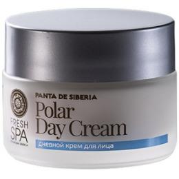 Panta De Siberia крем для лица дневной