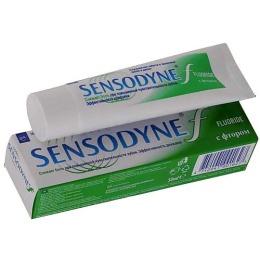"Sensodyne паста ""со Фтором"", 50 мл"
