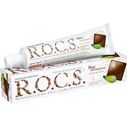 "R.O.C.S. зубная паста ""Шоколад и мята"", 74 г"