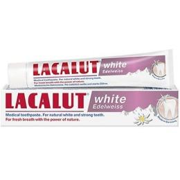 "Lacalut Зубная паста ""Уайт Эдельвейс "", 75мл"