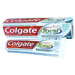 """Colgate зубная паста """"Профессиональная чистка"""", 100 мл"""