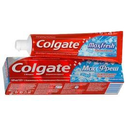 """Colgate зубная паста """"Макс Фреш Взрывная мята"""", 100 мл"""