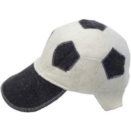 """Банные штучки шапка """"Футбольный мяч"""""""