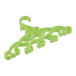 Бытпласт комплект вешалок для детской одежды, размер 29.5 см
