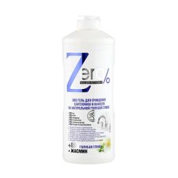 Zero гель для очищения сантехники и кафеля, 500 мл