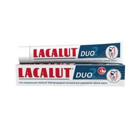"""Lacalut зубная паста """"Дуо"""", 75 мл"""