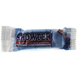 """Snowter очиститель для унитаза """"Морская свежесть"""" запасной блок"""