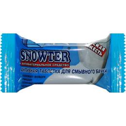 """Snowter таблетка активная """"Морская свежесть"""" для смывного бачка"""